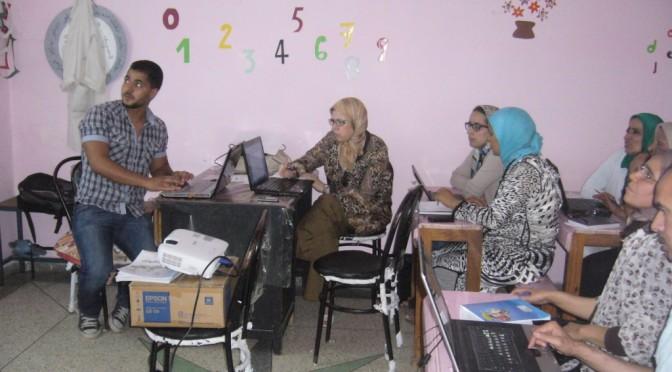 Formation informatique pour les éducateurs 7/5/2014 AU 31/5/2014
